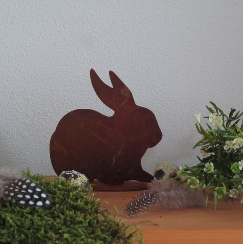"Rost-Hase ""Franz"""